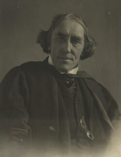 Sir Henry Irving, by Eveleen Myers (née Tennant) - NPG x19818
