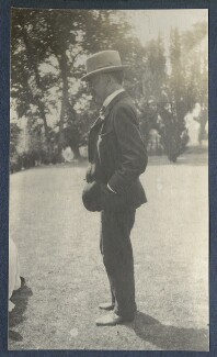 Charles Percy Sanger, by Lady Ottoline Morrell - NPG Ax141294