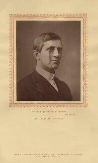 (Walter) Brandon Thomas, by Herbert Rose Barraud, published by  Carson & Comerford - NPG x12969