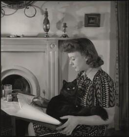 Molly Blake (née Mclenaghan), by John Gay - NPG x127316