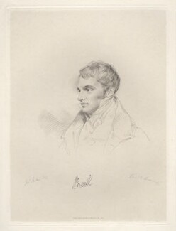 John Russell, 1st Earl Russell, by Frederick Christian Lewis Sr, after  Joseph Slater - NPG D20600