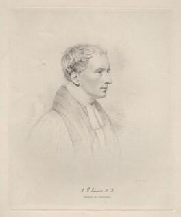 John Thomas James, by Edward Francis Finden, after  Joseph Slater, 1826 or after - NPG D20603 - © National Portrait Gallery, London