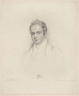 Edward Herbert, 2nd Earl of Powis, by Frederick Christian Lewis Sr, after  Joseph Slater, 1826 or after - NPG D20604 - © National Portrait Gallery, London