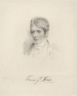 Francis George Hare, by Frederick Christian Lewis Sr, after  Joseph Slater - NPG D20608