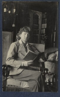 Mark Gertler, by Lady Ottoline Morrell - NPG Ax141480