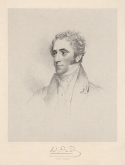 William Ord, by Richard James Lane, after  Joseph Slater - NPG D20611