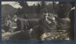 Kyrle Leng; Bob Gathorne-Hardy and others, by Lady Ottoline Morrell - NPG Ax141489