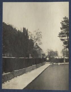 'Garsington', by Lady Ottoline Morrell - NPG Ax141518