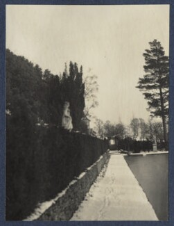 'Garsington', by Lady Ottoline Morrell - NPG Ax141519