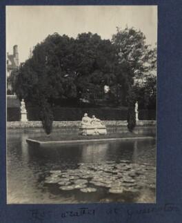 'Garsington', by Lady Ottoline Morrell - NPG Ax141522