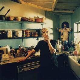 Alice Thomas Ellis (Anna Margaret Haycraft), by Derrick Santini - NPG x127324