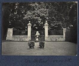 'Joe Sellar very hot', by Lady Ottoline Morrell - NPG Ax141529