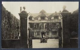 'Garsington', by Lady Ottoline Morrell - NPG Ax141532