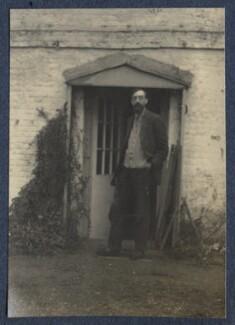 Lytton Strachey, by Lady Ottoline Morrell - NPG Ax141543