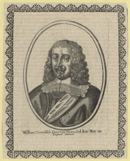William Cavendish, 1st Duke of Newcastle-upon-Tyne, after Wenceslaus Hollar - NPG D20868