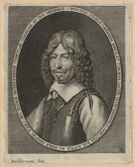 William Cavendish, 1st Duke of Newcastle-upon-Tyne, by Lucas Vorsterman, after  Samuel Cooper - NPG D20870
