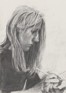 J.K. Rowling, by Stuart Pearson Wright, 2005 - NPG 6745(12) - © National Portrait Gallery, London