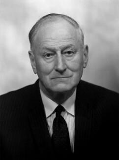 Sir Gerald Reece, by Bassano Ltd - NPG x171615