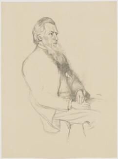 Richard Watson Dixon, by William Rothenstein - NPG D20888