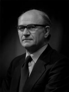 Sir Clifford Charles Butler, by Bassano Ltd - NPG x171671