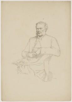 Edward Craig Maclure, by William Rothenstein - NPG D20894