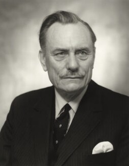 Enoch Powell, by Bassano Ltd - NPG x171728