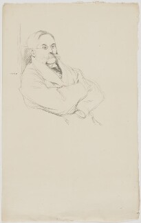 Moritz Rothenstein, by William Rothenstein - NPG D20897