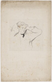 Claud Schuster, Baron Schuster, by William Rothenstein - NPG D20898