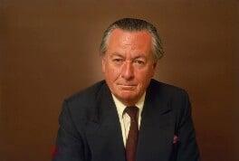 (Harold) Julian Amery, Baron Amery of Lustleigh, by Bassano & Vandyk Studios, 21 June 1978 - NPG x171752 - © National Portrait Gallery, London