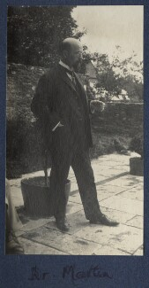 Dr Marten, by Lady Ottoline Morrell - NPG Ax141564