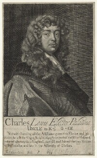 Sir Peter Lely, after Sir Peter Lely - NPG D20915