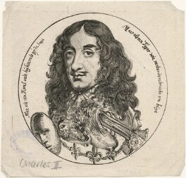 King Charles II, after Unknown artist - NPG D20917