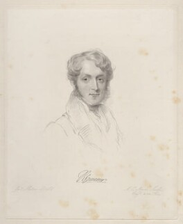 Robert Grosvenor, 1st Baron Ebury, by Frederick Christian Lewis Sr, after  Joseph Slater - NPG D20632