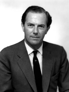 Humphrey Edward Gregory Atkins, Baron Colnbrook, by Bassano Ltd - NPG x171925