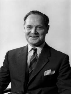 Sir Douglas Robert Stewart Bader, by Bassano Ltd - NPG x171926