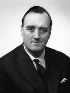 William Stephen Ian Whitelaw, Viscount Whitelaw, by Bassano Ltd - NPG x171947