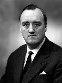 William Stephen Ian Whitelaw, Viscount Whitelaw, by Bassano Ltd - NPG x171951