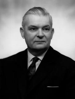 Sir Ronald Gould, by Bassano Ltd - NPG x171976