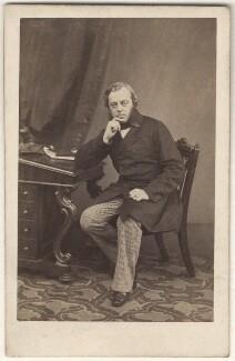 John Winston Spencer Churchill, 7th Duke of Marlborough, by Maull & Polyblank - NPG Ax29656