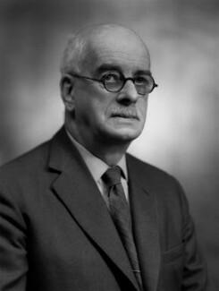 Sir (Arthur) Landsborough Thomson, by Bassano Ltd - NPG x172027