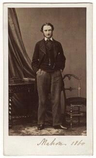 Arthur Philip Stanhope, 6th Earl Stanhope as Lord Mahon, by Disdéri - NPG Ax29651