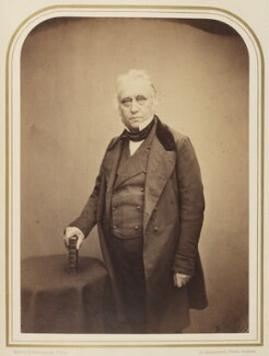 Thomas Babington Macaulay, Baron Macaulay, by Maull & Polyblank - NPG Ax7926