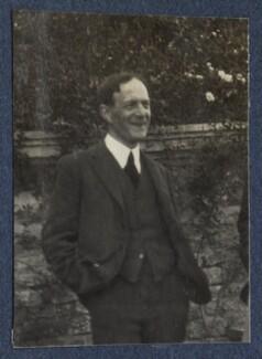 Walter de la Mare, by Lady Ottoline Morrell - NPG Ax141611