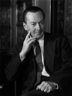 (Harold) Julian Amery, Baron Amery of Lustleigh, by Bassano Ltd, 26 August 1965 - NPG x172091 - © National Portrait Gallery, London