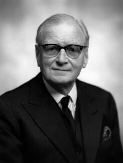 Sir Kenneth William Murray Pickthorn, 1st Bt, by Bassano Ltd - NPG x172151