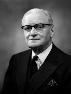 Sir Kenneth William Murray Pickthorn, 1st Bt, by Bassano Ltd - NPG x172152