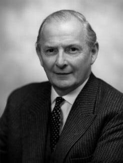 (John) Selwyn Brooke Lloyd, Baron Selwyn-Lloyd, by Bassano Ltd - NPG x172178