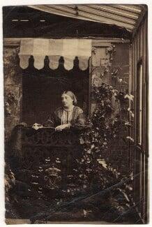 Louise Frederica Augusta Cavendish (née von Alten), Duchess of Devonshire (formerly Duchess of Manchester), by Camille Silvy - NPG x87071