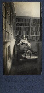 Sir Desmond MacCarthy, by Lady Ottoline Morrell - NPG Ax141693