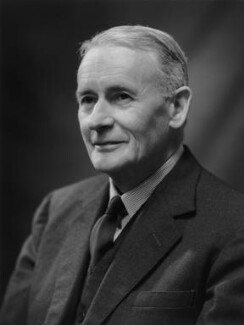 Sir John Cecil Masterman, by Bassano Ltd - NPG x172329